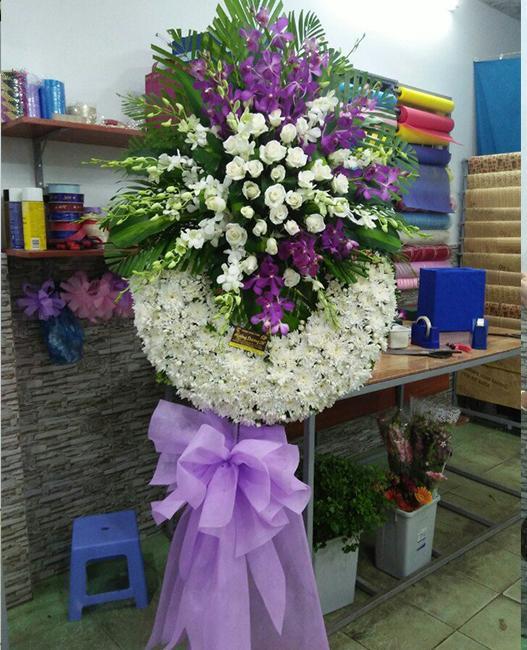 Shop hoa Trà Vinh