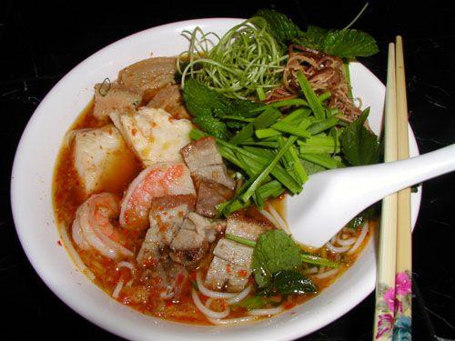 Quán ăn ngon Trà Vinh