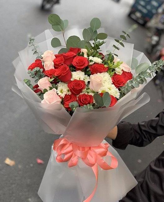 Shop hoa Càng Long Trà Vinh