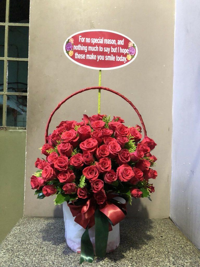 Shop hoa tươi Cầu Ngang Trà Vinh