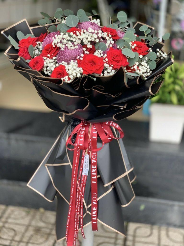 Shop hoa ở Trà Vinh