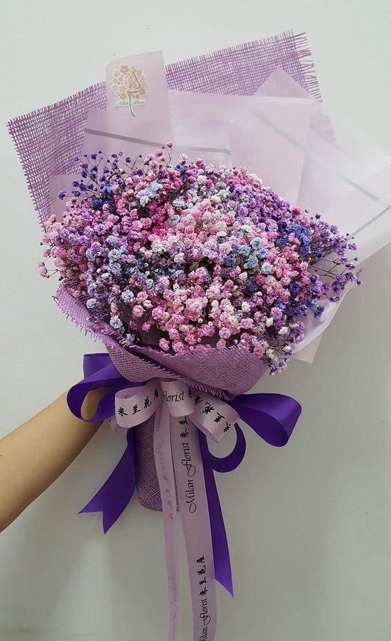 Shop hoa tươi đường Hùng Vương