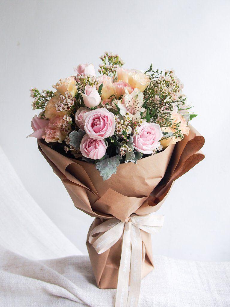 Shop hoa tươi đường ba tháng hai